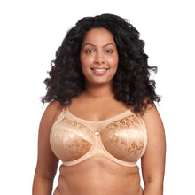 Load image into Gallery viewer, Petra Underwired Banded Bra - Sand