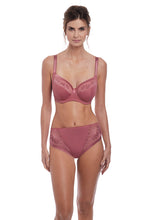 Load image into Gallery viewer, Illusion Rose Side Support Bra