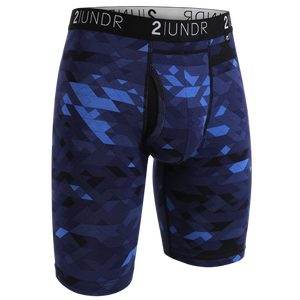 "2UNDR 9"" Swing Shift Long Leg - Geode"