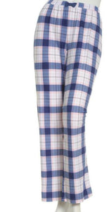 Dream Knit Sleep Pant - plaid