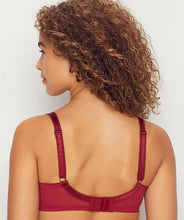 Load image into Gallery viewer, Expression Underwire Plunge Bra - Ruby