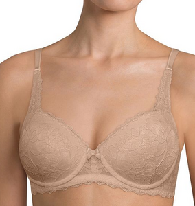 Endearing Lace Petite Push-Up Bra 90003 - Smooth Skin