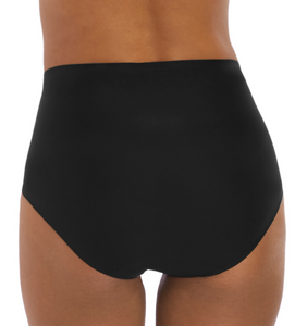 Smoothease Invisible Stretch Full Brief - Black