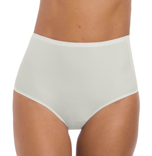 Smoothease Invisible Stretch Full Brief - Ivory
