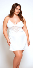 Load image into Gallery viewer, Elissa Chemise 7510 - White