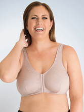 Load image into Gallery viewer, Lena - Front Close Sleep, Leisure or Nursing Bra 5420 - Warm Sand