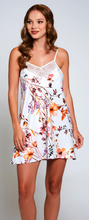 Load image into Gallery viewer, Lucia Chemise 78028 - Ivory Floral