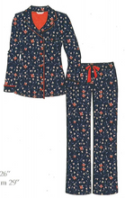 Load image into Gallery viewer, Flannel Pyjamas 15175 - Jasmine