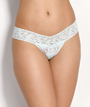Load image into Gallery viewer, Original Rise Signature Lace Thong One Size - Various colours
