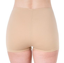Load image into Gallery viewer, Silk Magic Microfibre Boyshort 8862 - Beige