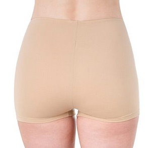 Silk Magic Microfibre Boyshort 8862 - Beige