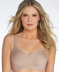 Easy Does It Wireless No Bulge Bra RM3911 - Toasted Almond