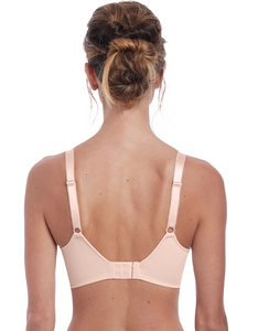 Fusion Full Cup Side Support Bra - Blush
