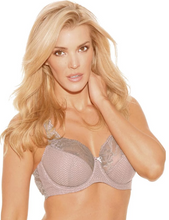 Load image into Gallery viewer, Serena Lace Bra - Taupe