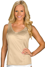 Load image into Gallery viewer, Wide Strap Camisole 2410 - Nude