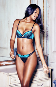 Kate Satin Bra PP3098 - Teal