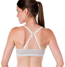 Load image into Gallery viewer, Cotton Touch Wireless Soft Cup Bra EL7067 - Grey