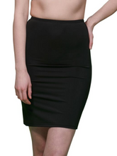 Load image into Gallery viewer, Full Shaper Half Slip 1002 - Black