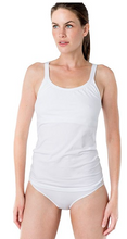 Load image into Gallery viewer, Stretch Cotton Shelf Bra Camisole EL4553