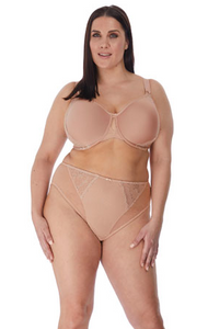 Charley Underwire Bandless Spacer T-Shirt Bra - Fawn