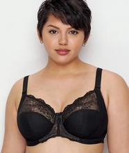 Load image into Gallery viewer, Meredith Side Support Bra - Black
