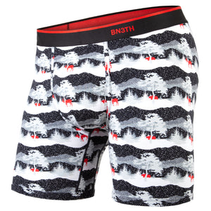 "BN3TH Classic 6.5"" Boxer Brief - Wonderland Black"