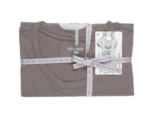 Coffee Shoppe Graphic Sleep Shirt - No Drama Llama