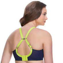 Load image into Gallery viewer, Energise High Impact Sport - Navy/Lime