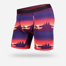"Load image into Gallery viewer, BN3TH 6.5"" Classic Boxer Brief - Horizon Stripe Sea to Sky"