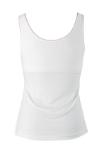 Load image into Gallery viewer, The Naturals Shelf Bra Camisole 3653 - Ivory