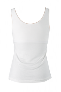 The Naturals Shelf Bra Camisole 3653 - Ivory
