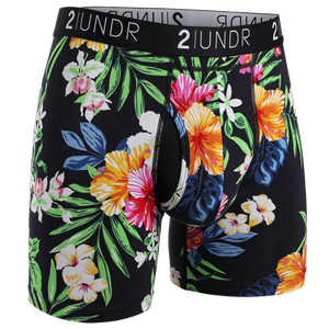 "2UNDR 6"" Swing Shift Boxer Brief - Kona"