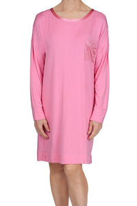 Madison Bamboo Knit Sleepshirt 58971 - Cameo Rose