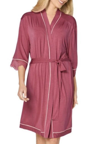 Darling Spotlight Robe - Baroque Rose