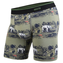 "Load image into Gallery viewer, BN3TH 6.5"" Classic Boxer Brief - Savannah Green"
