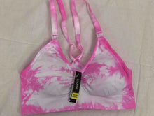 Load image into Gallery viewer, Seamless Wireless Tie Dye Nursing Bra 9120 - Blue or Pink