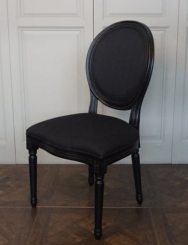 AVIGNON ROUND LOUIS XVI CHAIR - CLOSING DOWN PRICE - WAS $449