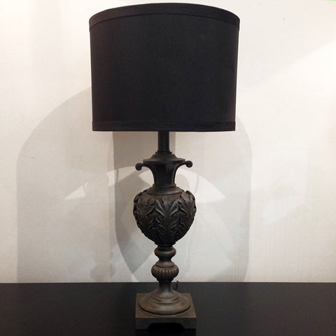 ACANTHUS LAMP - BLACK Clearance Was $249 Now $199