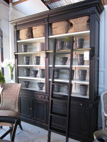 Avignon Ladder Cabinet -   EX DISPLAY