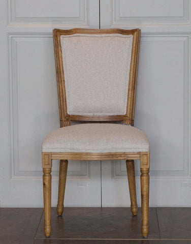 AVIGNON FRENCH SQUARE BACK DINING CHAIR