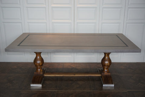 CANBROOK MONASTRY BASE DINING TABLE - CLOSING DOWN PRICE - WAS $3495 !