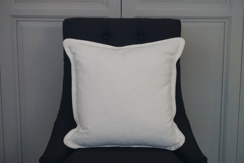 Square Cushions With Feather Insert at $99