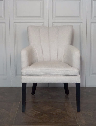 MONROE QUILTED ARMCHAIR