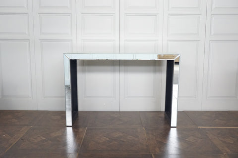 CHELSEA MIRRORED DECO CONSOLE