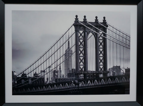 """New York"" Photographic Artwork - IN STORE CLOSING DOWN CLEARANCE now $99 !"