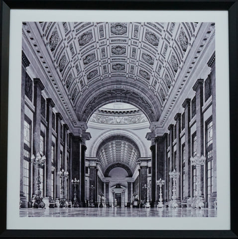 """Milan Hall Way"" Photographic Artwork - IN STORE CLOSING DOWN CLEARANCE now $99 !"