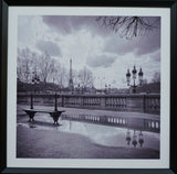 """Eiffel Tower"" Photographic Artwork - IN STORE CLOSING DOWN CLEARANCE NOW $99 !"