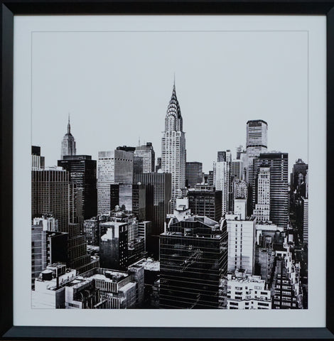 """City"" Photographic Artwork - IN STORE CLOSING DOWN CLEARANCE NOW $99 !"