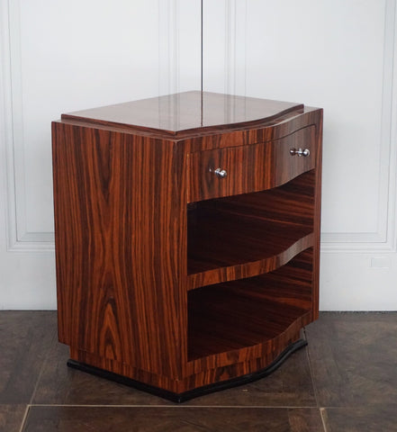 FRENCH DECO BEDSIDE TABLE - CLOSING DOWN PRICE - WAS $995 !
