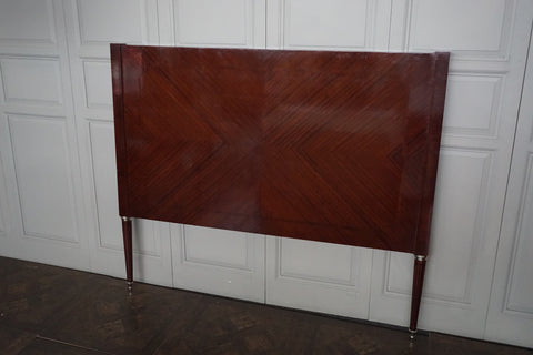 LOUIS XVI STYLE PARQUETRY BEDHEAD - CLOSING DOWN PRICE - WAS $1995 !
